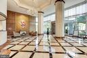 Lobby - 5600 WISCONSIN AVE #1-507, CHEVY CHASE