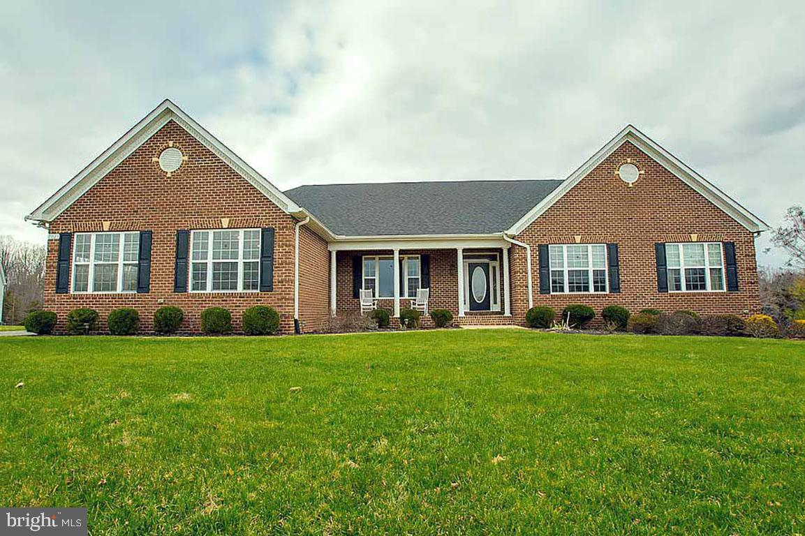 Single Family Home for Sale at 7023 Wilderness Court 7023 Wilderness Court Owings, Maryland 20736 United States