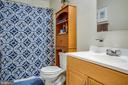 Full bathroom, hallway - 3704 LAKEVIEW PKWY, LOCUST GROVE