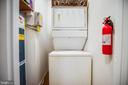 Stackable washer and dryer - 3704 LAKEVIEW PKWY, LOCUST GROVE