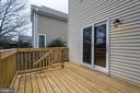 Deck - 3514 7TH ST N, ARLINGTON