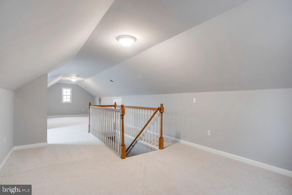 Bedroom #4 / Finished Attic - 3514 7TH ST N, ARLINGTON
