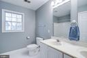 Hall Bathroom - 3514 7TH ST N, ARLINGTON