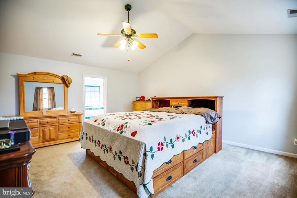Master Bedroom - 13412 FOX CHASE LN, SPOTSYLVANIA