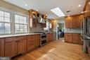 Kitchen - 15520 JONES LN, GAITHERSBURG