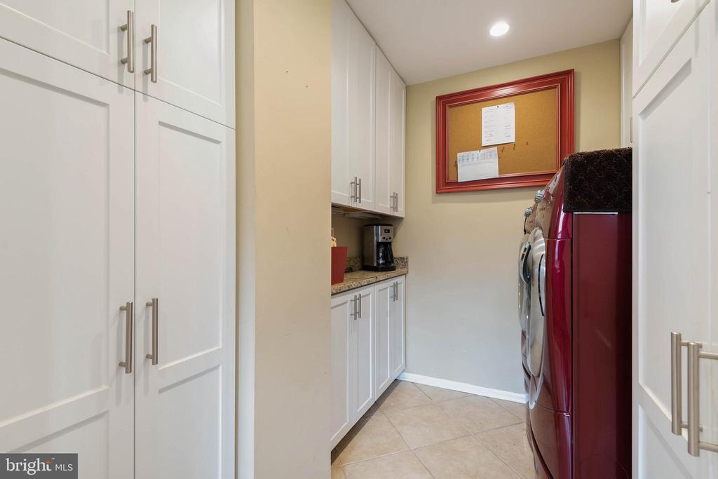 Pantry/ Laundry Room - 15520 JONES LN, GAITHERSBURG