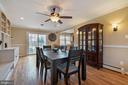 Breakfast Room - 15520 JONES LN, GAITHERSBURG