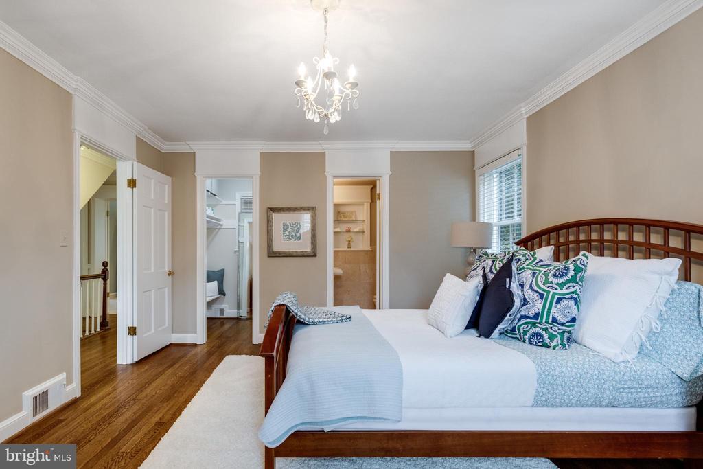 Large Bedroom #1 - 3216 N ABINGDON ST, ARLINGTON