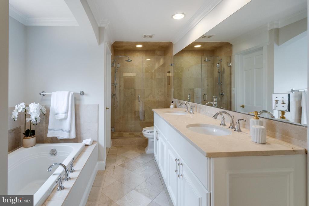 New Fixtures and Kohler Toilet - 3216 N ABINGDON ST, ARLINGTON