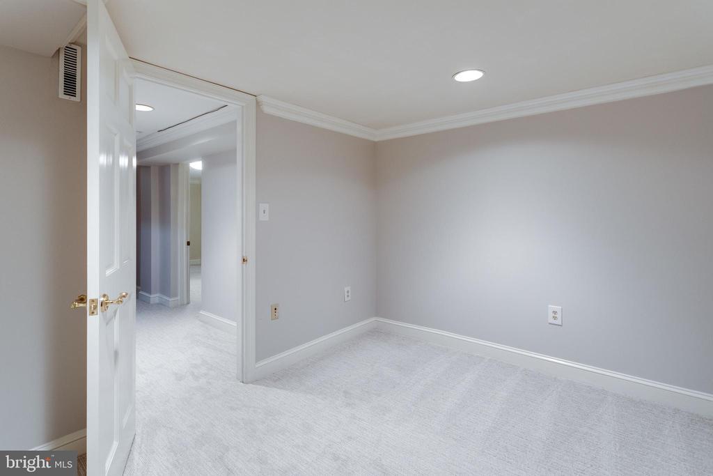 Bonus Room with Attached Bath and Stall Shower - 3216 N ABINGDON ST, ARLINGTON