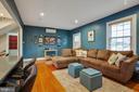 Living Room - 9200 FLOWER AVE, SILVER SPRING