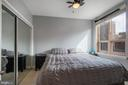 Master bedroom - 888 N QUINCY ST #610, ARLINGTON