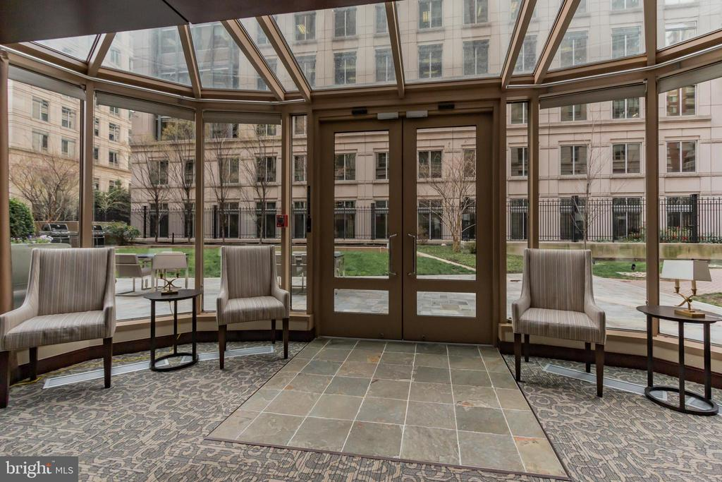Entrance at  Residences At Liberty Center - 888 N QUINCY ST #610, ARLINGTON