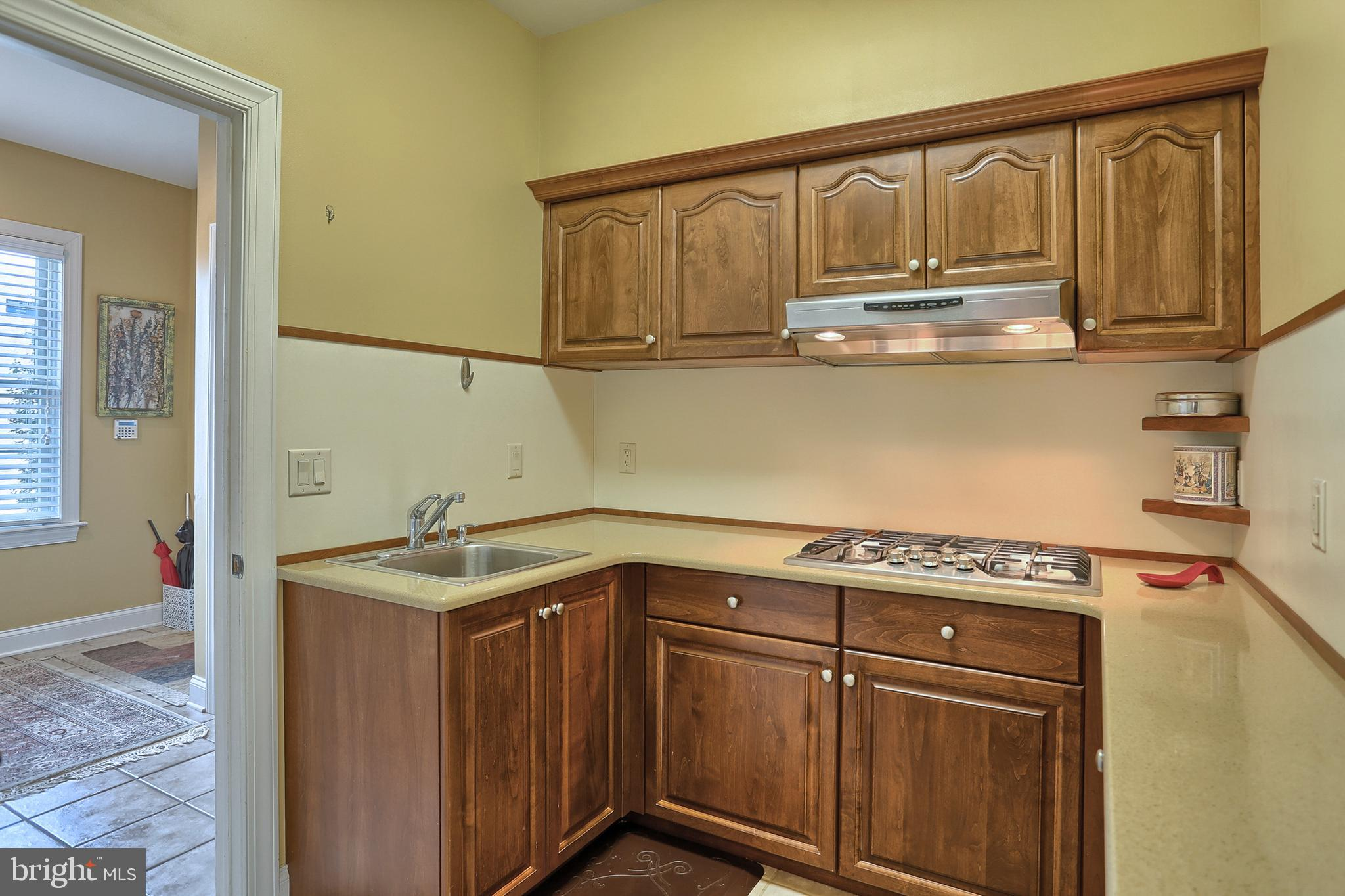 Cooking Pantry off Kitchen