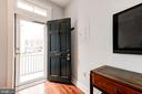Storm Door Provides Option to Allow In More Sun! - 523 N PATRICK ST, ALEXANDRIA