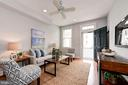 Living Room - Open, Light, Bright, Airy! - 523 N PATRICK ST, ALEXANDRIA