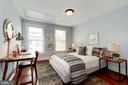 Bedroom - Hardwood Floors. Overhead Lighting! - 523 N PATRICK ST, ALEXANDRIA
