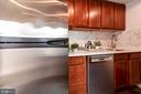 Kitchen - Stainless Steel Apps, Custom Back Splash - 523 N PATRICK ST, ALEXANDRIA