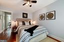 Bedroom - Soft Gray Paint Color Palette! - 523 N PATRICK ST, ALEXANDRIA