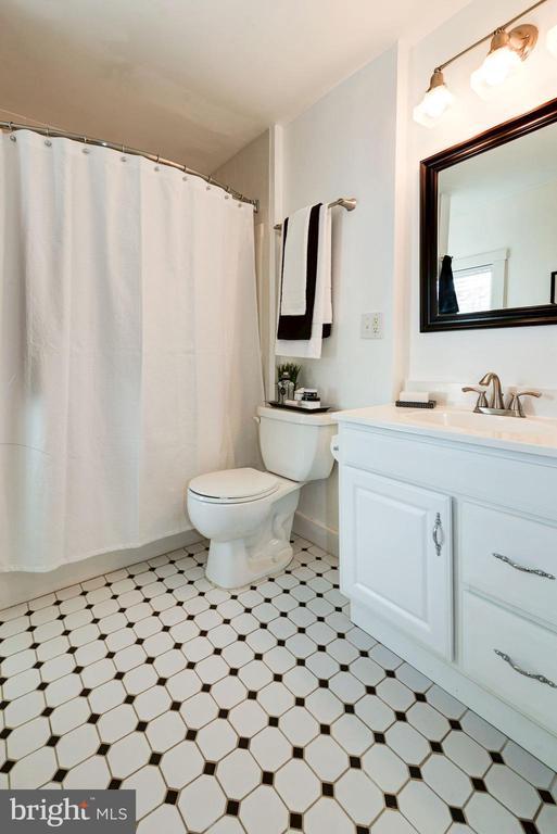 Full Bathroom - Very Bright! - 523 N PATRICK ST, ALEXANDRIA