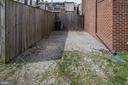 HUGE Private Parking Space! - 523 N PATRICK ST, ALEXANDRIA