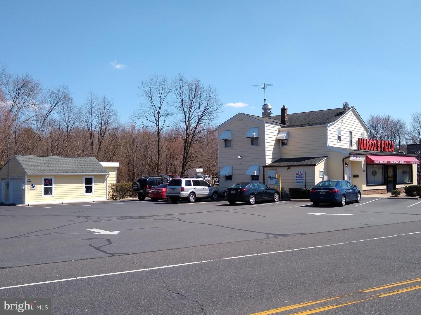 Retail for Sale at 2580 PENNINGTON Road Pennington, New Jersey 08534 United StatesMunicipality: Hopewell Township