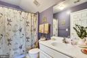 3rd full bath on 2nd level - 44482 MALTESE FALCON SQ, ASHBURN