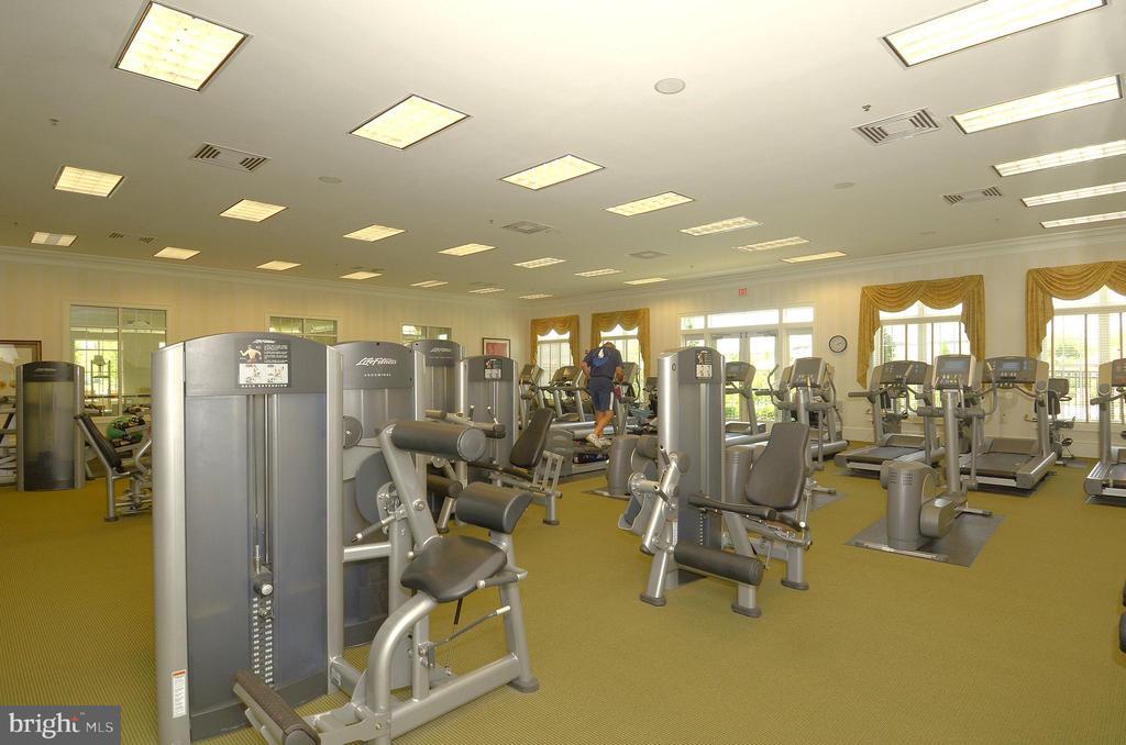 Community Gym - 44482 MALTESE FALCON SQ, ASHBURN
