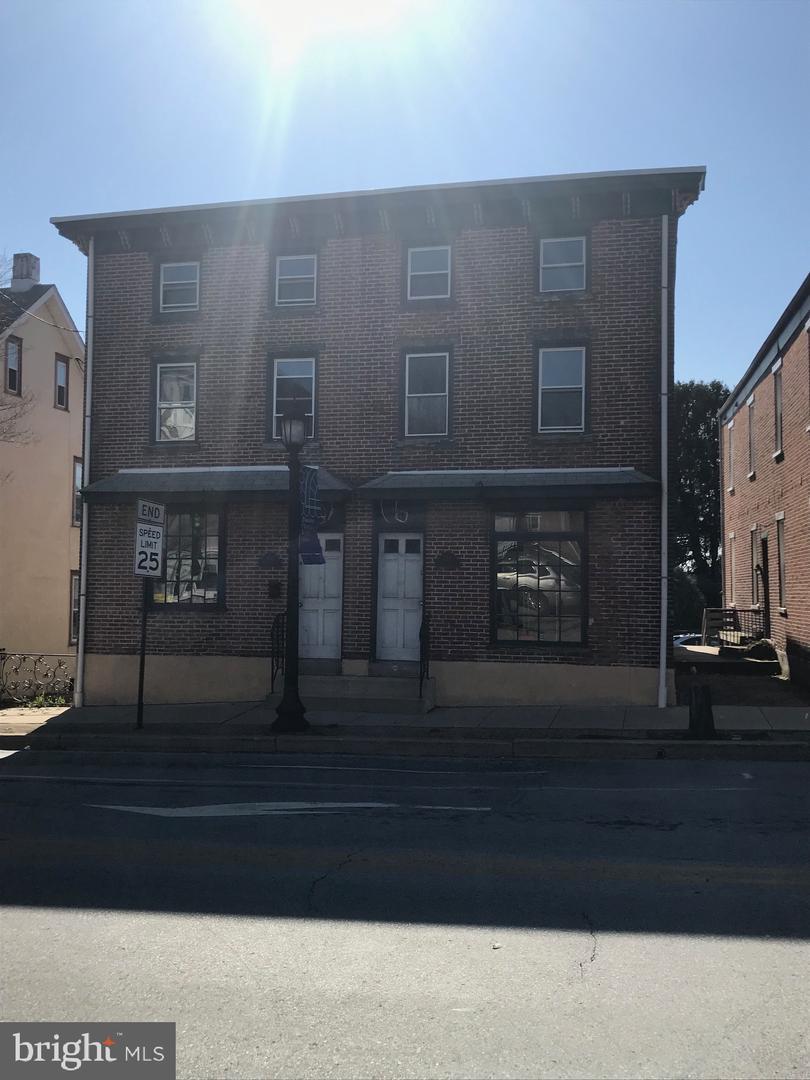 Enfamiljshus för Hyra vid 124-126 S UNION Street Kennett Square, Pennsylvania 19348 Förenta staternaI/Runt: Kennett Square