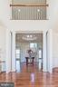 Long Foyer with center gallery and overlooks - 1224 ADMIRAL ZUMWALT LN, HERNDON