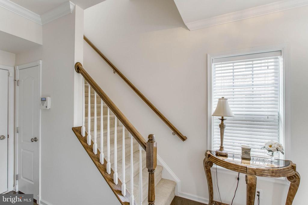 Entry Level Foyer - 23098 SUNBURY ST, ASHBURN