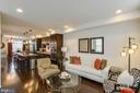 Stylish Living Room - 23098 SUNBURY ST, ASHBURN