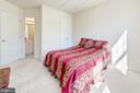 Bedroom2 - 1224 ADMIRAL ZUMWALT LN, HERNDON