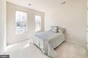 Bedroom3 - 1224 ADMIRAL ZUMWALT LN, HERNDON