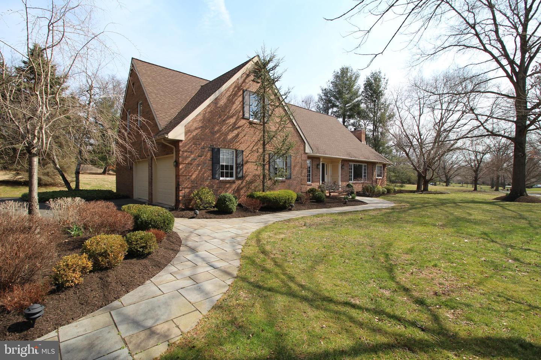 Single Family Home for Sale at 24 ARVIDA Drive Pennington, New Jersey 08534 United StatesMunicipality: Hopewell Township
