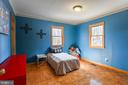 Spacious second main-level bedroom - 5755 PILGRIMS REST RD, BROAD RUN