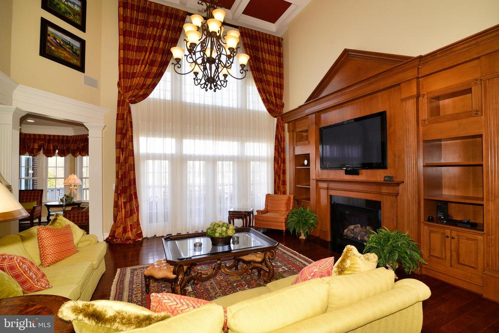 Family Room - 1635 ADMIRALS HILL CT, VIENNA