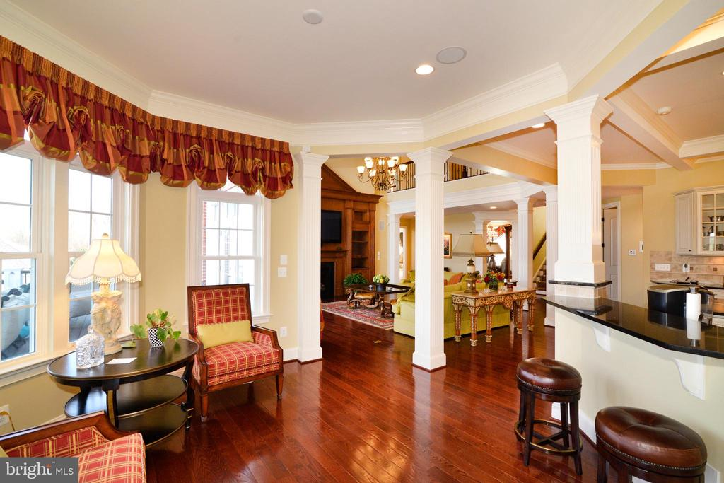 Breakfast Area - 1635 ADMIRALS HILL CT, VIENNA
