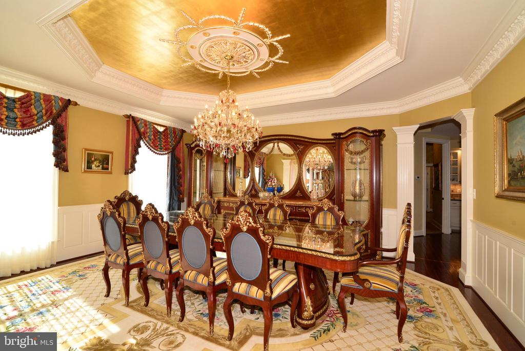 Formal Dining Room - 1635 ADMIRALS HILL CT, VIENNA