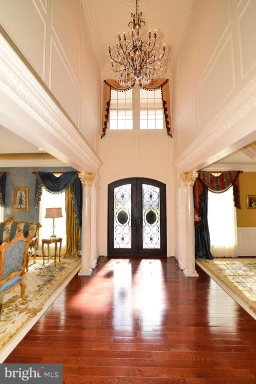 Foyer - 1635 ADMIRALS HILL CT, VIENNA
