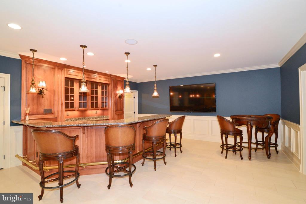 Wet Bar - 1635 ADMIRALS HILL CT, VIENNA