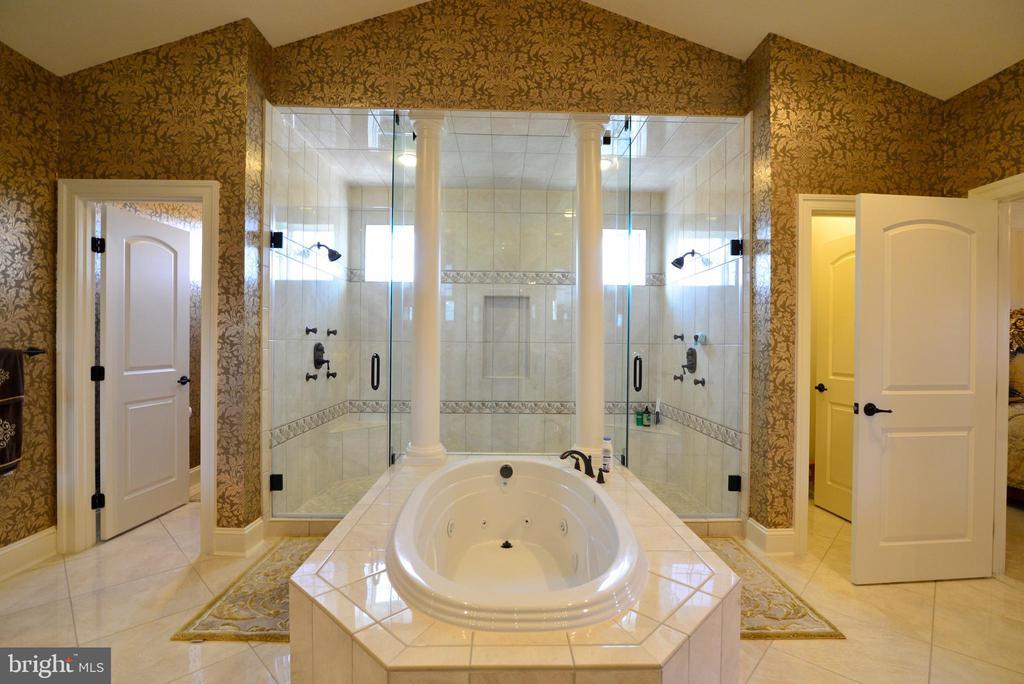 Master En Suite Bath - 1635 ADMIRALS HILL CT, VIENNA