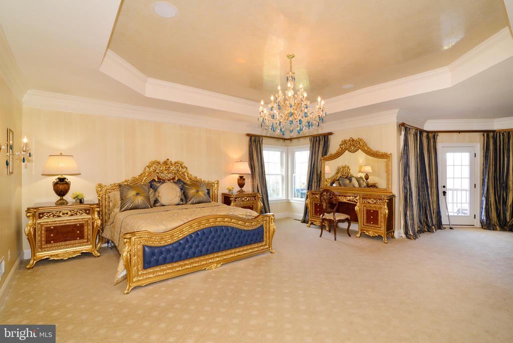 Master Bedroom - 1635 ADMIRALS HILL CT, VIENNA