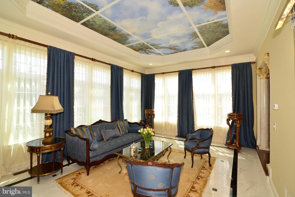 Sun Room - 1635 ADMIRALS HILL CT, VIENNA