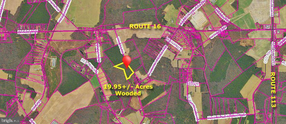 土地 のために 売買 アット TBD TRUITT Road Ellendale, デラウェア 19941 アメリカ