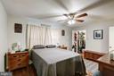 Master Bedroom - 8441 FORRESTER BLVD, SPRINGFIELD