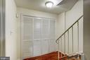 Basement Closet - 8441 FORRESTER BLVD, SPRINGFIELD