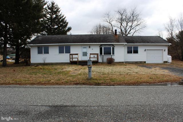 Maison unifamiliale pour l Vente à 136 LEHNER Woodbine, New Jersey 08270 États-Unis
