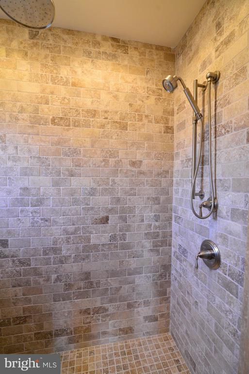 Pool House Shower - 1635 ADMIRALS HILL CT, VIENNA