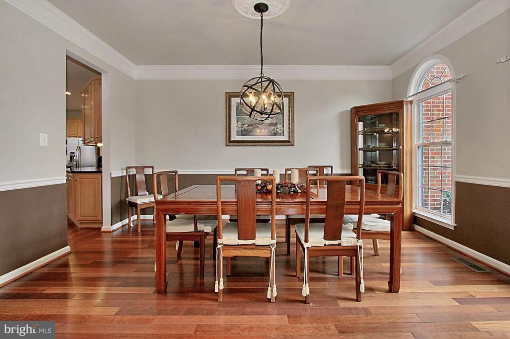 Formal Dining Room - 42669 SILVERTHORNE CT, BROADLANDS